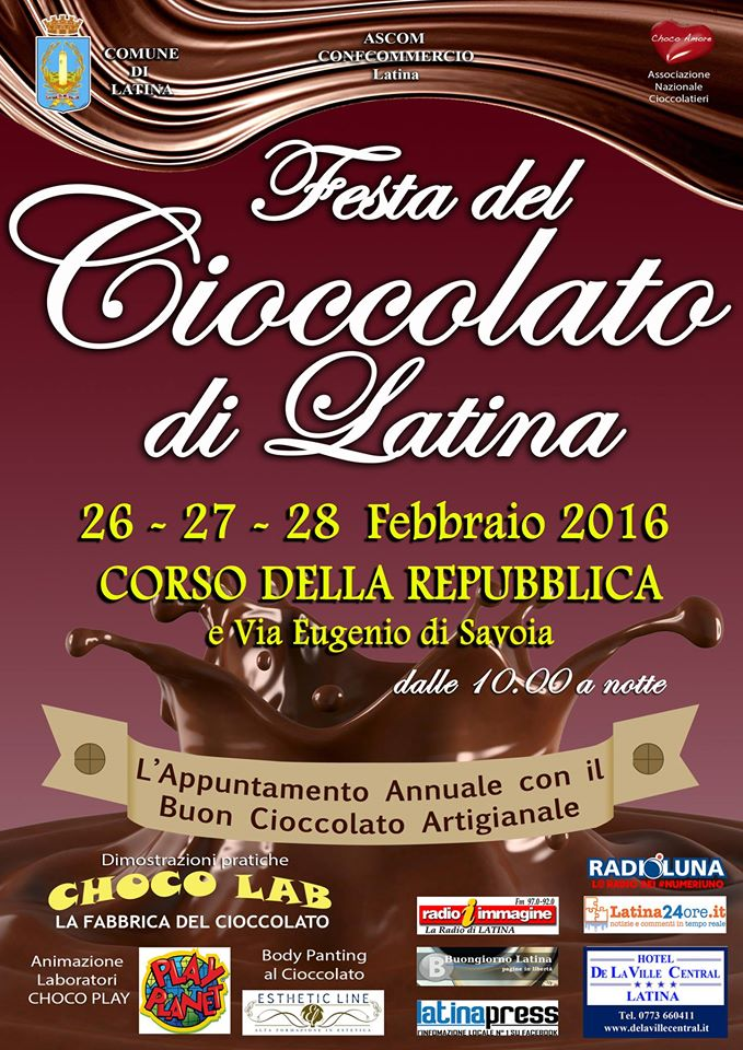 2 -Festa del Cioccolato Latina