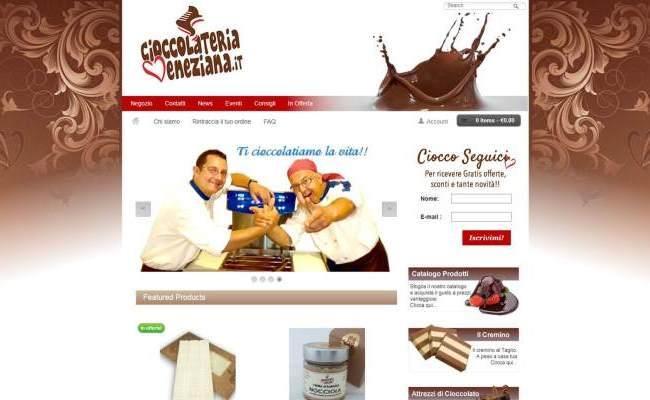 """""""Feste del cioccolato"""""""