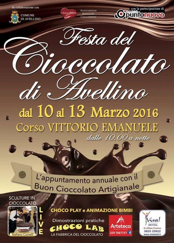 Festa del Cioccolato Avellino