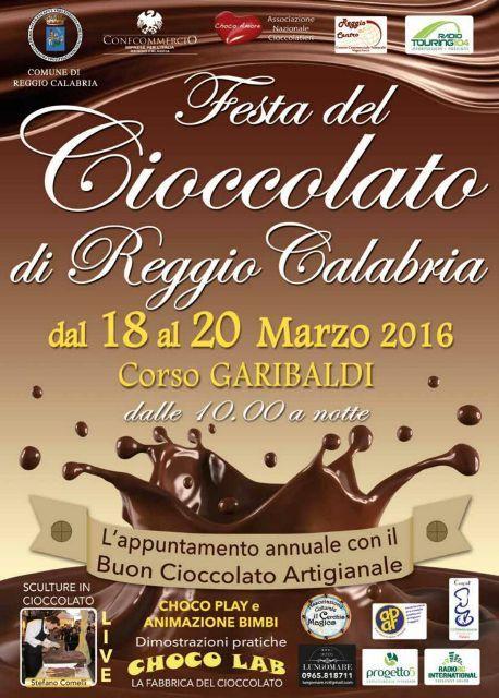 Festa del Cioccolato Reggio Calabria