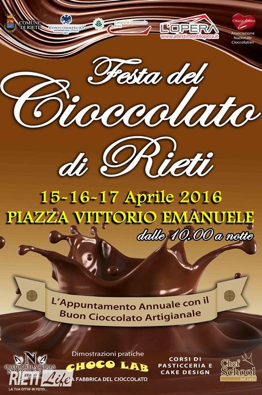 Festa del Cioccolato Rieti
