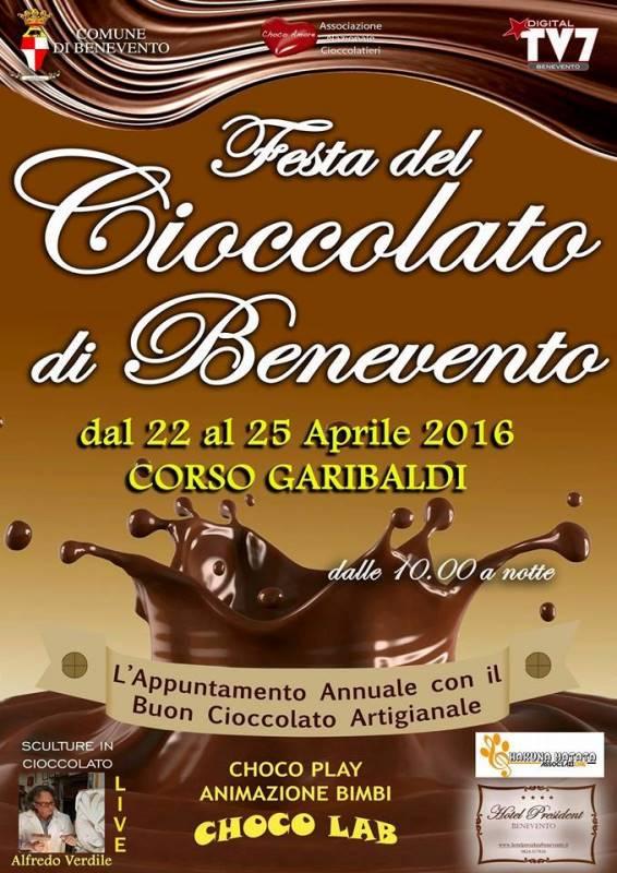 Feste del Cioccolato Benevento