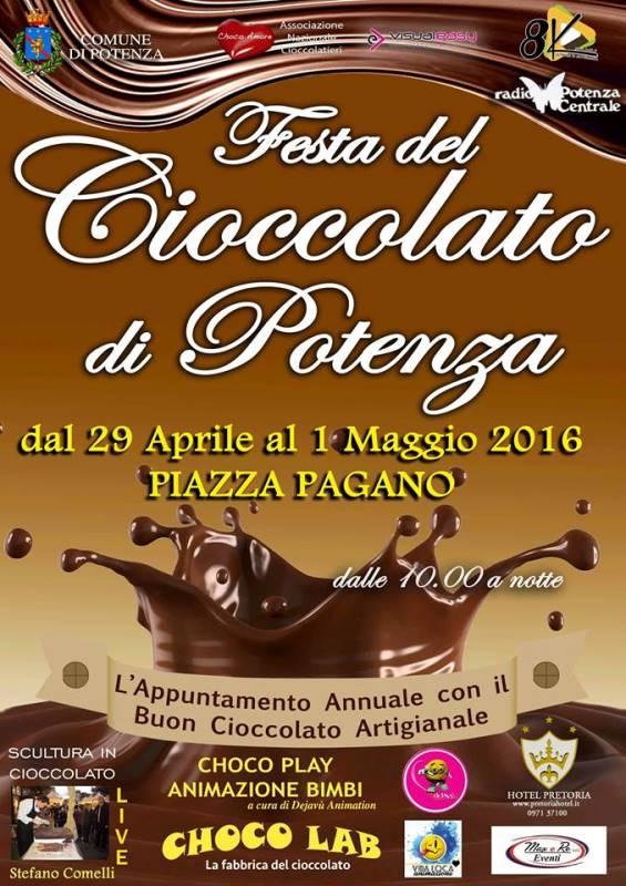 Feste del Cioccolato Potenza