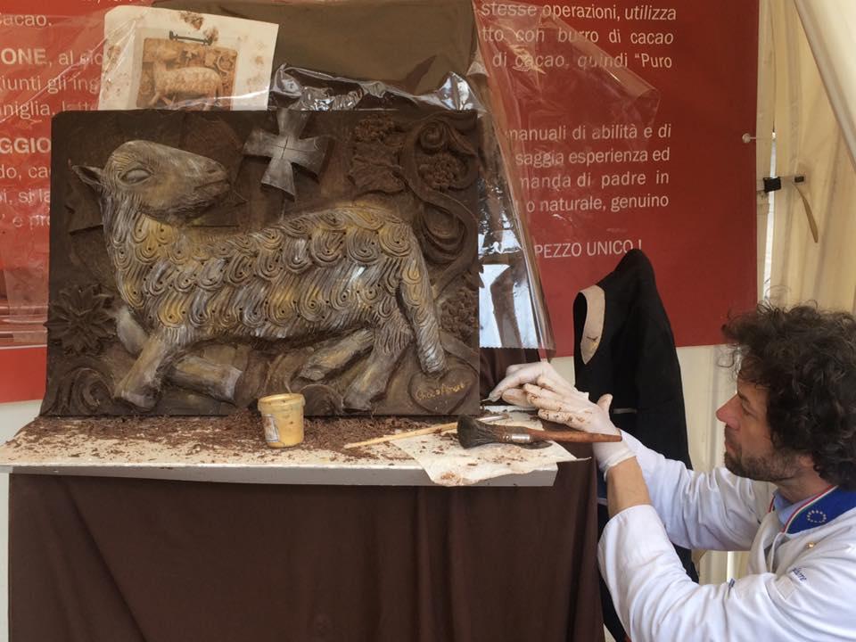 Piacenza - l'Agnus Dei