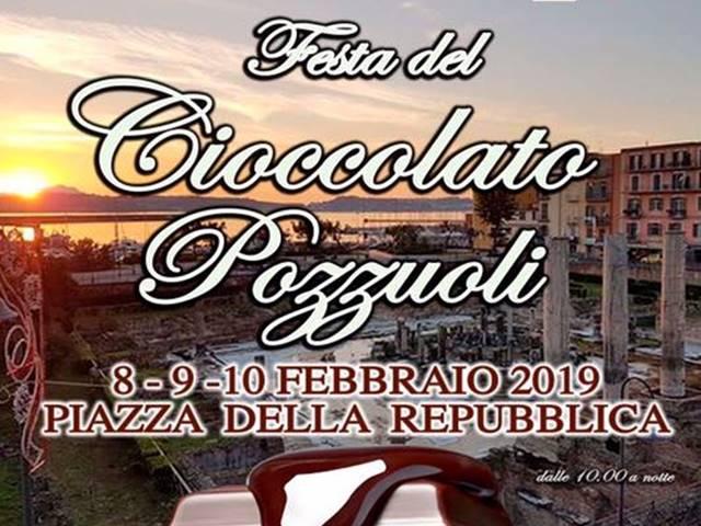 Festa cioccolato Pozzuoli